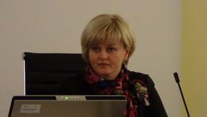 Ewa Tomala – Borucka p.o. Generalnego Dyrektora Dróg Krajowych i Autostrad Konferencja konsultacyjna projektu Programu Budowy Dróg Krajowych na lata 2014-2023 fot. ŚWIECZAK