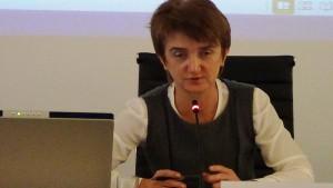 Maria Wasiak  Minister Infrastruktury i Rozwoju Konferencja konsultacyjna projektu Programu Budowy Dróg Krajowych na lata 2014-2023 fot. ŚWIECZAK