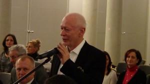 Michał Boni Poseł do Parlamentu Europejskiego Konferencja konsultacyjna projektu Programu Budowy Dróg Krajowych na lata 2014-2023 fot. ŚWIECZAK