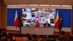 100 dni rządów premier Ewy Kopacz fot.ŚWIECZAK