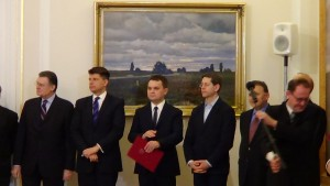 Inauguracja XIII edycji Nagrody Gospodarczej Prezydenta RP