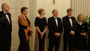 Noworoczne spotkanie z korpusem dyplomatycznym fot. ŚWIECZAK