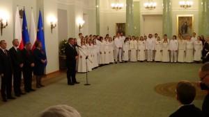 Spotkanie noworoczne Prezydenta RP z przedstawicielami religii i wyznań obecnych w Polsce fot. ŚWIECZAK