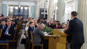 Spotkanie samorządowców z parlamentarzystami PSL fot. ŚWIECZAK