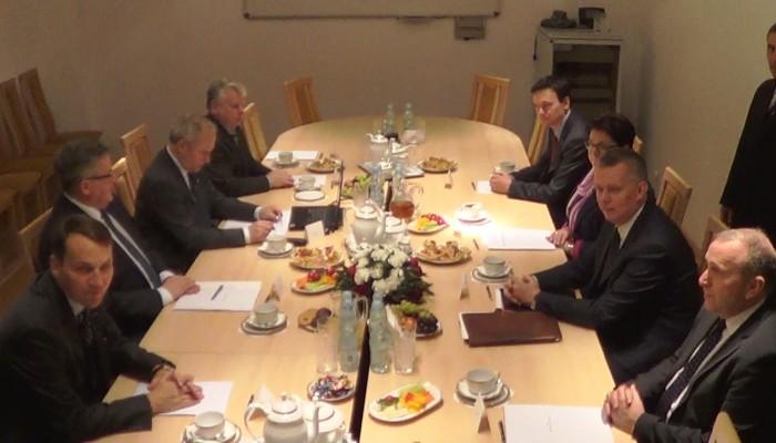 Rada Bezpieczeństwa Narodowego o doktrynie cyberbezpieczeństwa fot. ŚWIECZAK