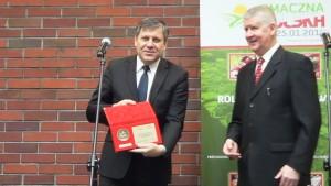Janusz Piechociński Ministra Gospodarki Wystawa Rolno-Żywnościową, z okazji 25-lecia, SMACZNA POLSKA fot. ŚWIECZAK
