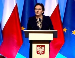Uroczysta inauguracja perspektywy finansowej UE na lata 2014-2020 fot. ŚWIECZAK