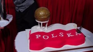 Polscy piłkarze ręczni - brązowi medaliści Mistrzostw Świata fot. ŚWIECZAK