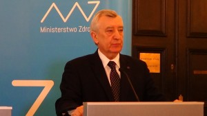 prof. Stanisław Radowicki Błąd w klinice in vitro w Szczecinie fot. ŚWIECZAK