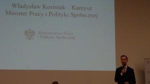 Władysław Kosiniak - Kamysz Minister Pracy i Polityki Społecznej NOWOROCZNE SPOTKANIE MEDIÓW fot. ŚWIECZAK