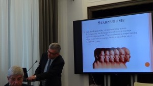"""""""Polski mężczyzna może żyć dłużej i zdrowo się zestarzeć"""" - konferencja w Senacie fot. ŚWIECZAK"""
