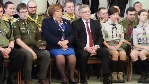 Dzień Myśli Braterskiej w Pałacu Prezydenckim fot. ŚWIECZAK