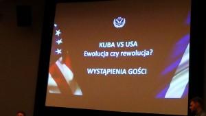 KUBA VS USA - EWOLUCJA, CZY REWOLUCJA? fot. ŚWIECZAK