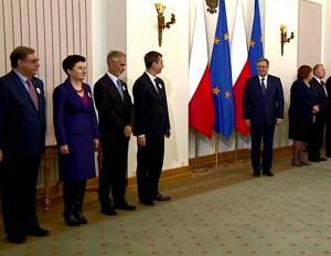 Uroczystość z okazji 25. rocznicy uchwalenia ustawy o samorządzie terytorialnym