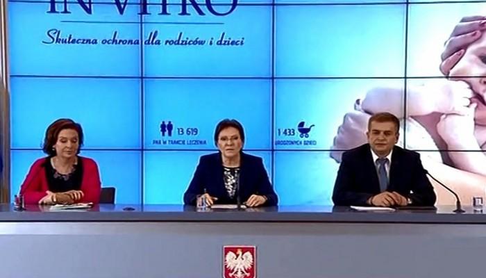 Rząd przyjął projekt ustawy o in vitro. Leczenie dostępne też dla związków partnerskich fot. ŚWIECZAK