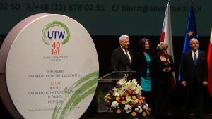 II Kongres Uniwersytetów Trzeciego Wieku fot. ŚWIECZAK