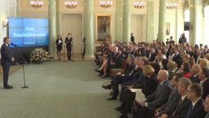 Gala Przedsiębiorczości w Pałacu Prezydenckim fot. ŚWIECZAK