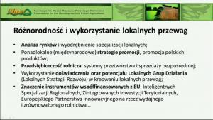 """Forum Debaty Publicznej pt. """"Przedsiębiorczość na obszarach wiejskich. Szanse, wyzwania, koncepcja rozwoju"""" fot. ŚWIECZAK"""