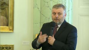 Wiktor Szmulewicz  Prezes Krajowej Rady Izb Rolniczych Forum Debaty Publicznej