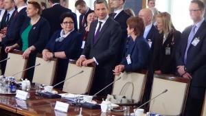 Teresa Piotrowska Minister Spraw Wewnętrznych Polsko-niemieckie konsultacje międzyrządowe fot. ŚWIECZAK
