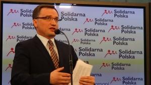 Zbigniewa Ziobro Czy prezydent Komorowski chroni ministra podejrzewanego o przestępstwa kryminalne? fot. ŚWIECZAK