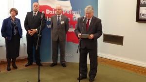 Marszałek Senatu Bogdan Borusewicz spotkał się z przedstawicielami Polonii z okazji zbliżającego się Dnia Polonii i Polaków za Granicą