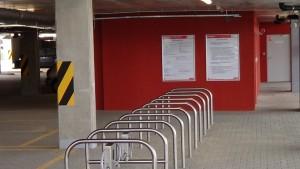 """Parking""""Parkuj i Jedź"""" Metro Stokłosy fot.ŚWIECZAK"""
