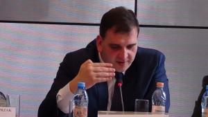 Rafał Baniak wiceministra Skarbu Państwa Liderzy ekspansji zagranicznej atrakcyjne kierunki inwestycji, sposoby budowy pozycji na rynkach zagranicznych fot.ŚWIECZAK