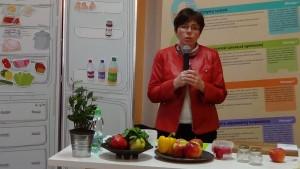 """7 kwietnia - Światowy Dzień Zdrowia - konferencja  pt. """"Bezpieczna żywność - od pola do stołu fot.ŚWIECZAK"""