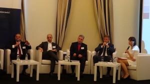 """Konferencja """"Zarządzanie jutrem – bariery i czynniki wzrostu firm w Polsce"""" fot. ŚWIECZAK"""