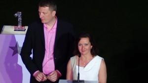 Gala Lenovo Top Partner Award 2015 fot. ŚWIECZAK