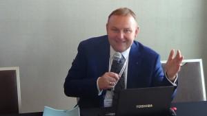 Piotr Radziszewski Prof. dr hab. n. med. I Warszawskie Seminarium UroRadioOnkologii – Rak Stercza fot.ŚWIECZAK