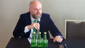 Krzysztof Landa President at MedInvest Scanner Ltd M.I.S. I Warszawskie Seminarium UroRadioOnkologii – Rak Stercza fot.ŚWIECZAK