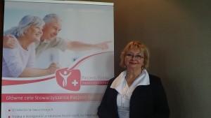 Elżbieta Betlej I Warszawskie Seminarium UroRadioOnkologii – Rak Stercza fot.ŚWIECZAK