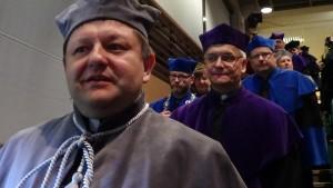Święto Uniwersytetu Kardynała Stefana Wyszyńskiego w Warszawie fot. ŚWIECZAK