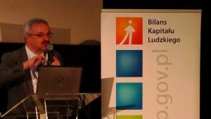 Ogólnopolska konferencja - Obraz polskiego rynku pracy w świetle w wyniku 5 edycji badań BKL fot. ŚWIECZAK