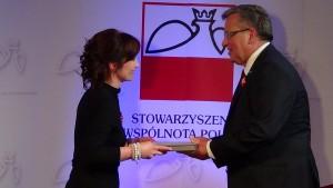 Odznaczenia za zasługi na rzecz Polonii i Polaków za granicą fot.SWIECZAK