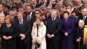 Uroczystości pogrzebowe Władysława Bartoszewskiego fot.SWIECZAK