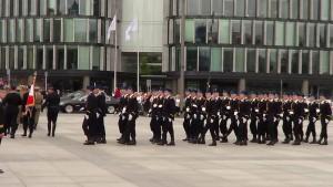 Obchody Dnia Strażaka oraz promocja oficerów Państwowej Straży Pożarnej w Warszawie fot. ŚWIECZAK