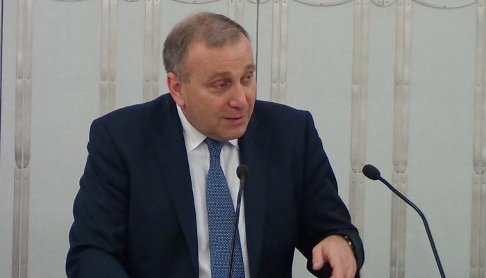 Informacja Ministra Spraw Zagranicznych na temat polityki polonijnej - sprawozdanie w Senacie fot. ŚWIECZAK