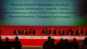 Walne Zgromadzenie Sprawozdawcze PZPN fot. ŚWIECZAK