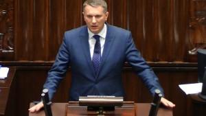 Prokurator generalny Andrzej Seremet w sejmie o wycieku akt afery podsłuchowej fot. ŚWIECZAK