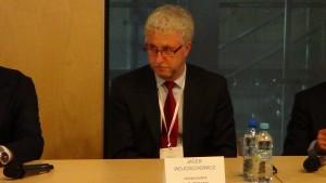 Jacek Wojciechowicz Wiceprezydent Warszawy Warsaw Days – briefing prasowy fot. ŚWIECZAK