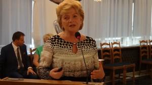 """Konferencja Naukowo - Metodyczna """"Innowacje w aktywizacji kobiet 50+ - wyrównywanie szans na rynku pracy"""" fot. ŚWIECZAK"""