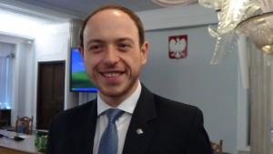 dr Bartosz Opaliński,  Uczelnia Łazarskiego Dostęp do informacji publicznej w praktyce samorządu terytorialnego fot. ŚWIECZAK