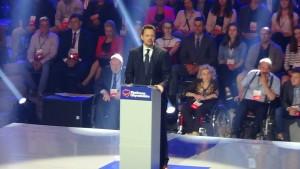 Rafał Trzaskowski Minister ds. europejskich Konwencja Platformy Obywatelskiej fot. ŚWIECZAK