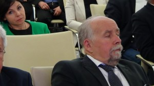 """V seminarium w ramach projektu """"Archiwa Przełomu 1989 – 1991"""" w Senacie fot. ŚWIECZAK"""