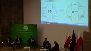"""Konferencja """"Banki spółdzielcze w otoczeniu społeczno-gospodarczym"""" fot. ŚWIECZAK"""