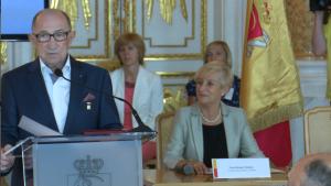 Tadeusz Górny Uroczysta sesja Rady Miasta Warszawy na Zamku Królewskim
