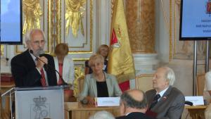 Uroczysta sesja Rady Miasta Warszawy na Zamku Królewskim fot. ŚWIECZAK